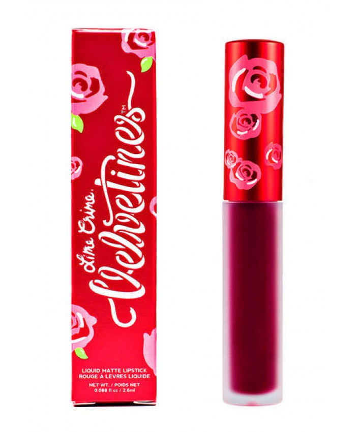 LIME CRIME VELVETINES - BEET IT