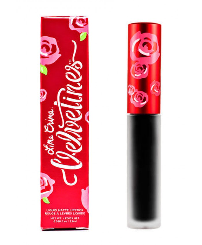 LIME CRIME VELVETINES - BLACK VELVET