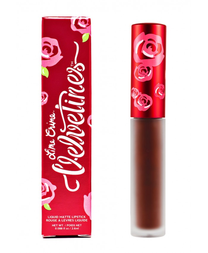 LIME CRIME VELVETINES - SADDLE