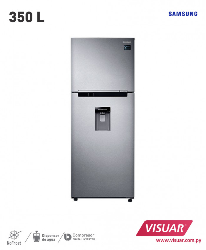 HELADERA - NO FROST - TWIN COOLING PLUS 350 LTS