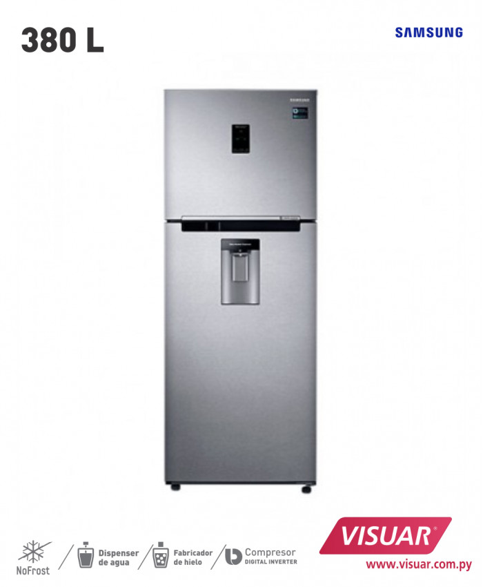 HELADERA - NO FROST - TWIN COOLING PLUS 380 LTS.