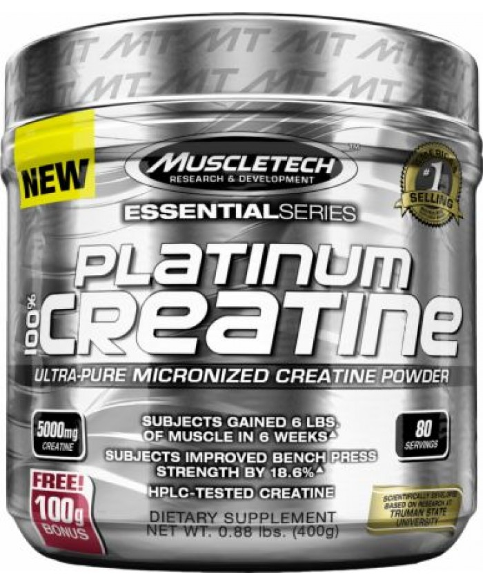 PLATINUM CREATINE - 80 SERV.