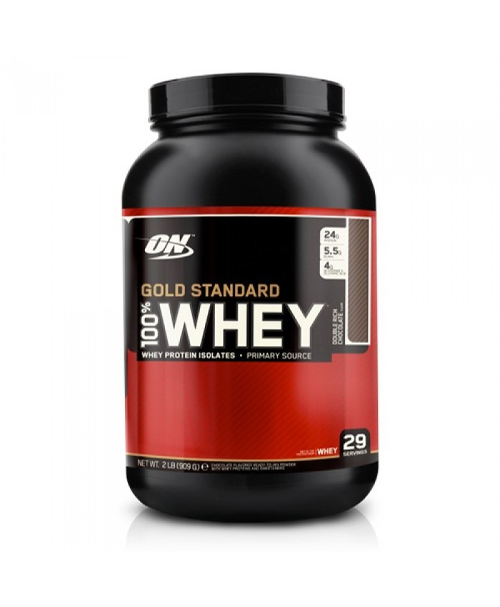 WHEY GOLD STANDARD - 2 LBS.