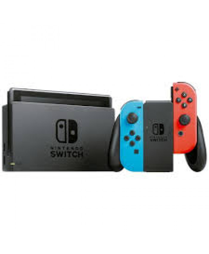 NINTENDO SWITCH 32 GB - BLUE/RED