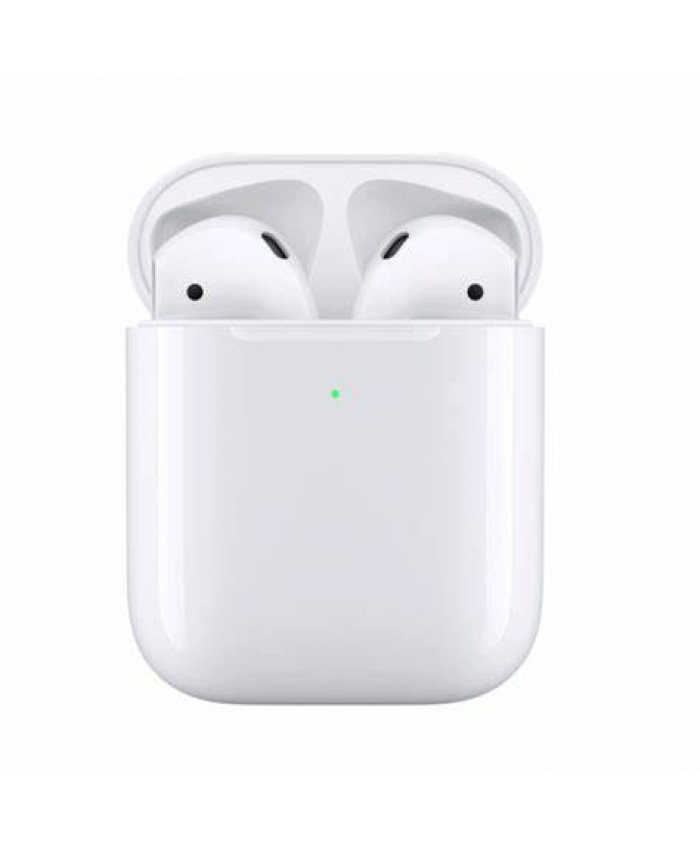 APPLE AIRPODS 2 CON CARGADOR INALÁMBRICO