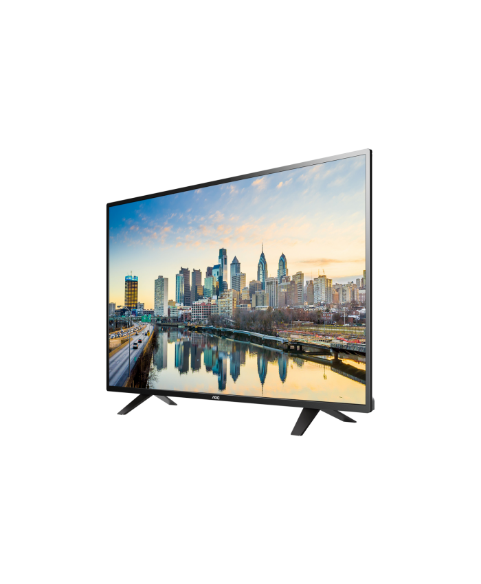 "TV LED AOC 49"" FHD SMART + PARLANTE JBL GO"
