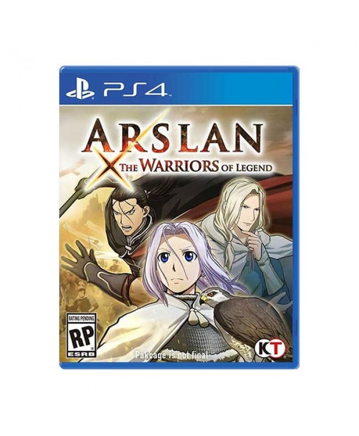 JUEGO PS4 - ARSLAN: THE WARRIORS OF LEGEND