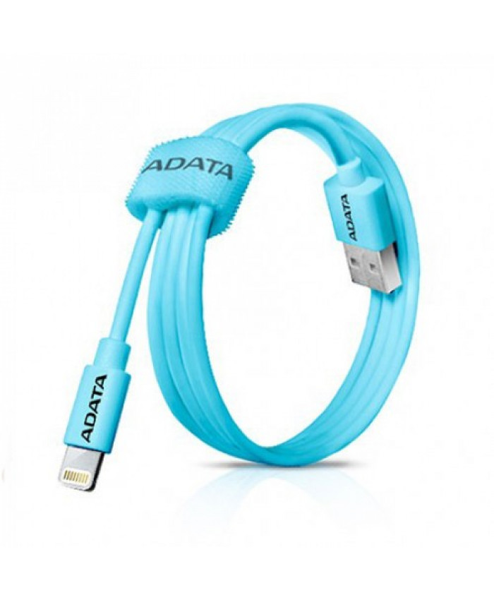 CABLE ADATA LIGHTNING - BLUE