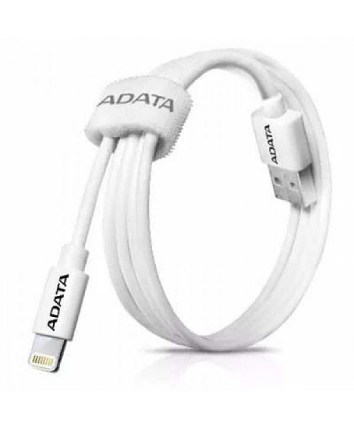 CABLE ADATA LIGHTNING - WHITE