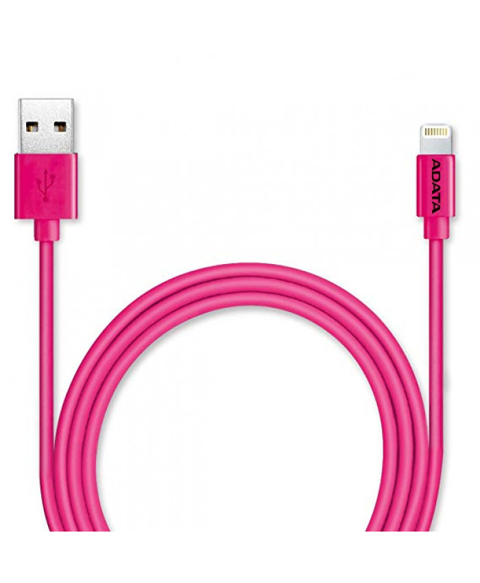 CABLE ADATA LIGHTNING - PINK