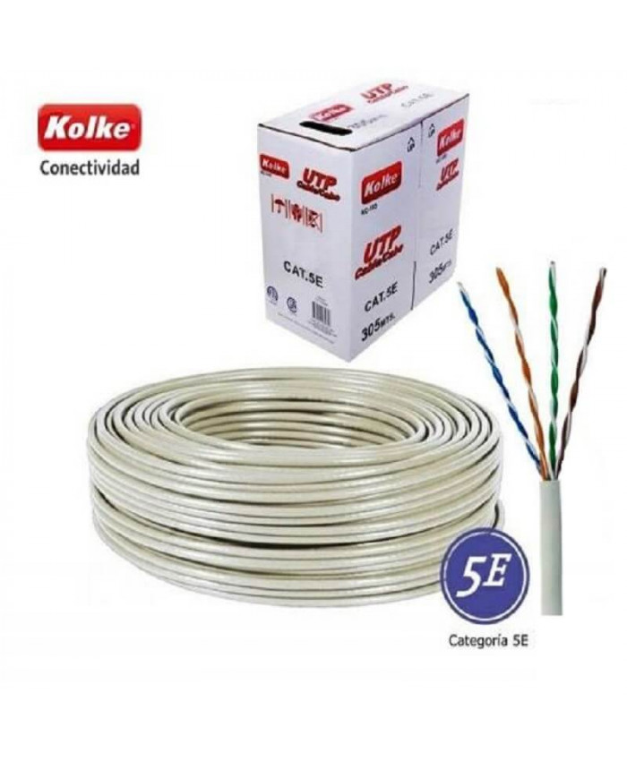 CABLE KOLKE UTP - 305 MTS