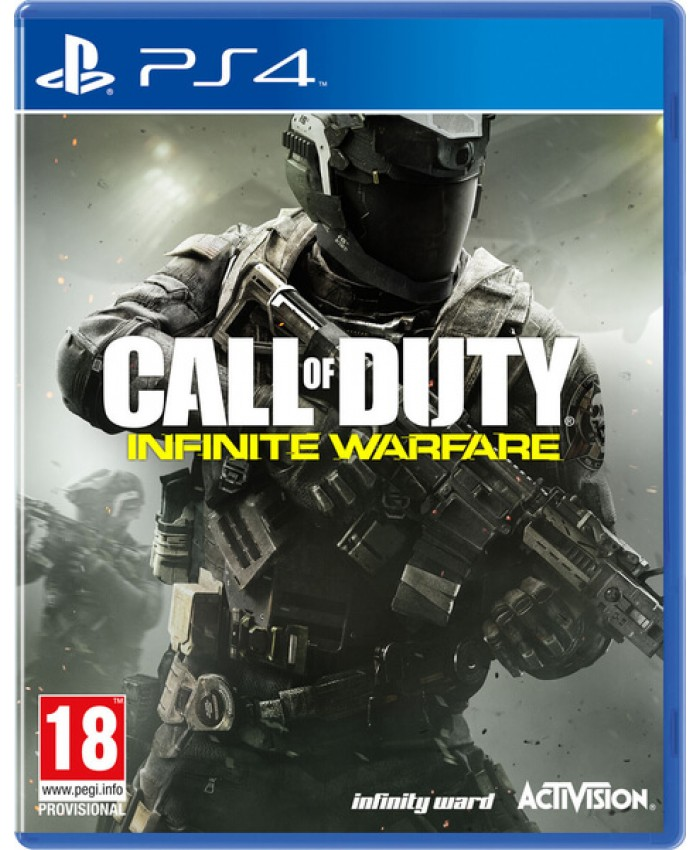 JUEGO PS4 - CALL OF DUTY: INFINITE WARFARE