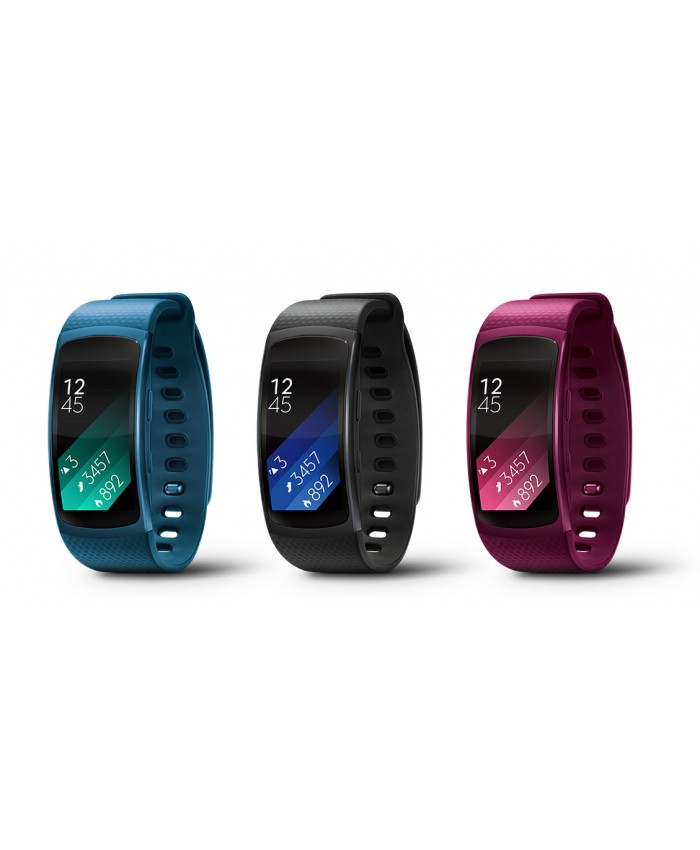 SAMSUNG GALAXY GEAR FIT 2 BLACK