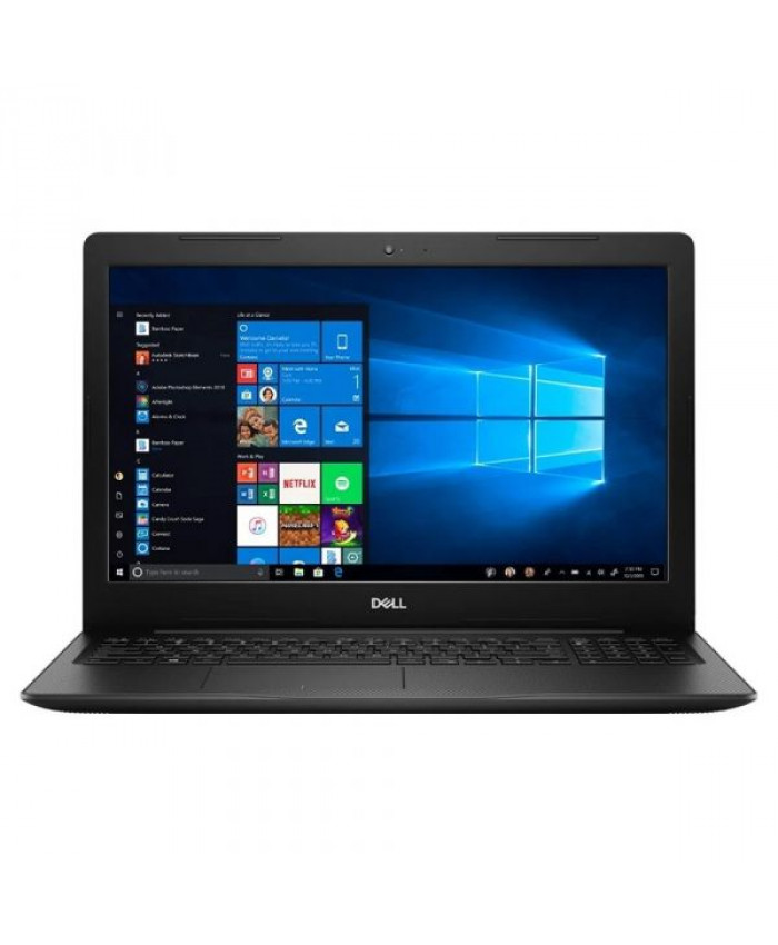 "NOTEBOOK DELL I3593-3992BLK I3-1005G1 1.0/8/1TB+128/15""TO/W10 /BLACK"