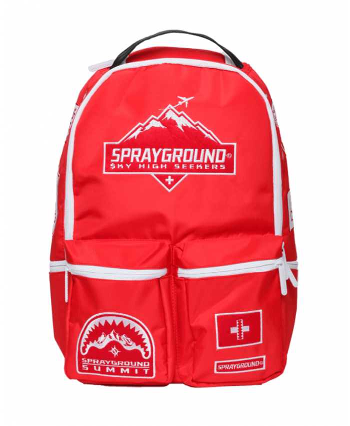 MOCHILA SPRAYGROUND - $KY HIGHSEEKERS BACKPACK