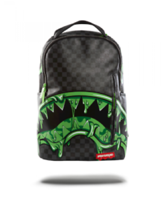 MOCHILA SPRAYGROUND - SLIME SHARK BACKPACK