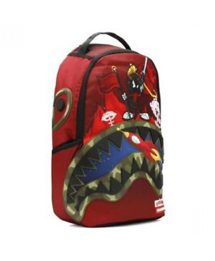 MOCHILA SPRAYGROUND - CAMO MARTIN THE MARTIAN
