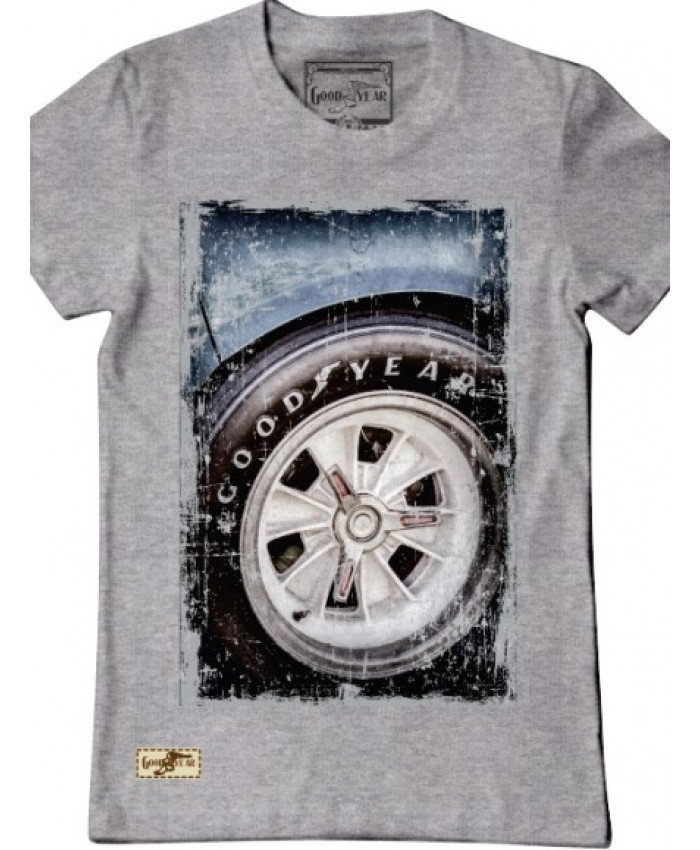 REMERA GOODYEAR MC - MASCULINA