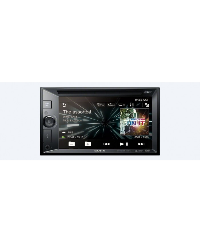 AUTO-RADIO SONY  W650BT DOBLE  DIN