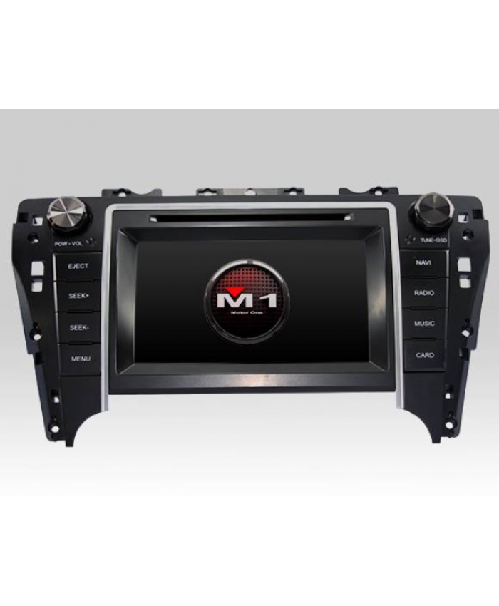 AUTO-RADIO MULTIMEDIA M1