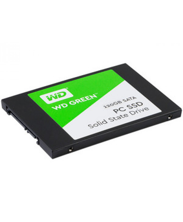 SSD WD WESTERN 120 GB GREEN