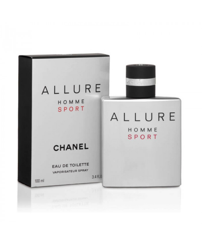 CHANEL ALLURE HOMME SPORT COLOGNE 100 ML EDT
