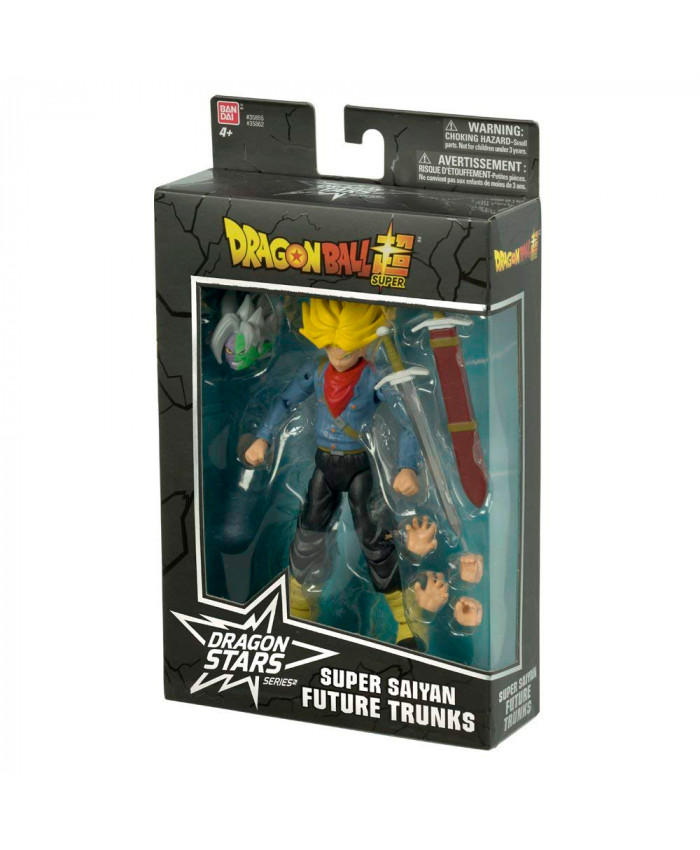 DRAGON BALL STARS POSEABLE FIGURE
