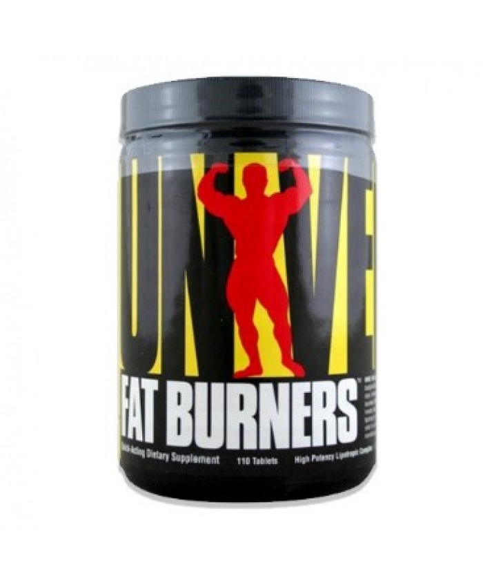 FAT BURNERS X 110 CAPSULAS – UNIVERSAL
