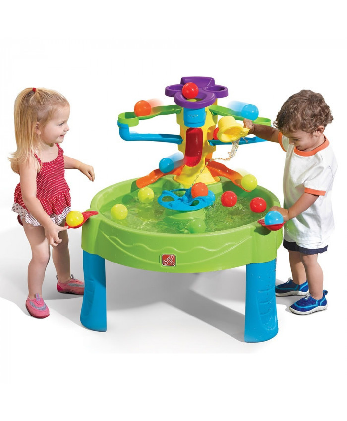 MESA CON AGUA BUSY BALL PLAY STEP2