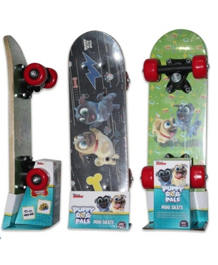 MINI SKATE PUPPY DOGS PALS