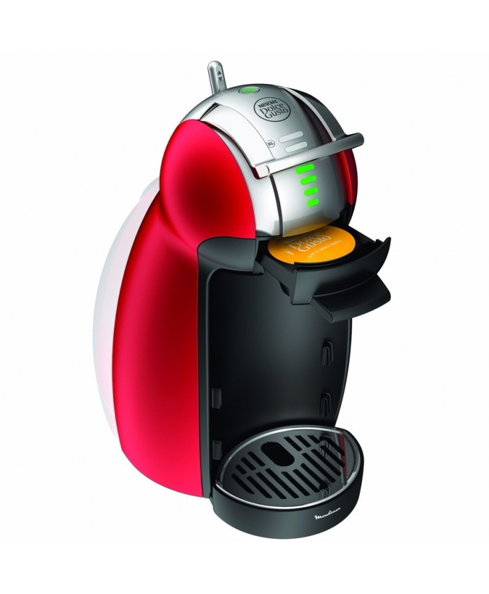 CAFETERA DOLCE GUSTO MOULINEX GENIO 2 RED 1LT