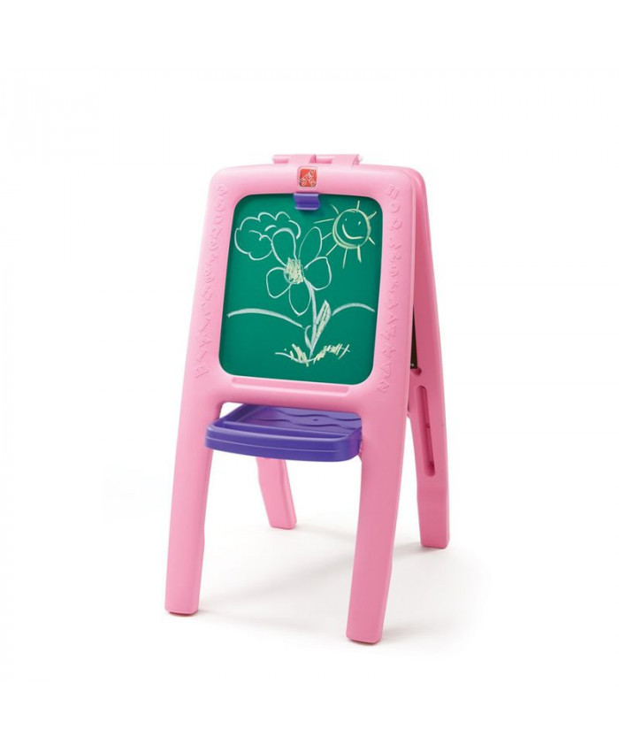 PIZARRA EASEL ROSA FOR TWO - STEP 2