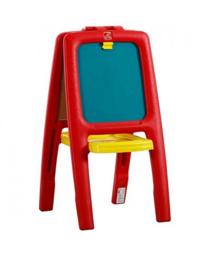 PIZARRA EASEL FOR TWO ROJA - STEP 2