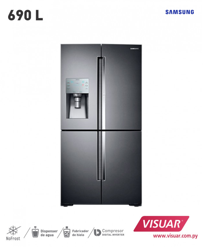 HELADERA - NO FROST - TWIN COOLING PLUS, 690 LTS