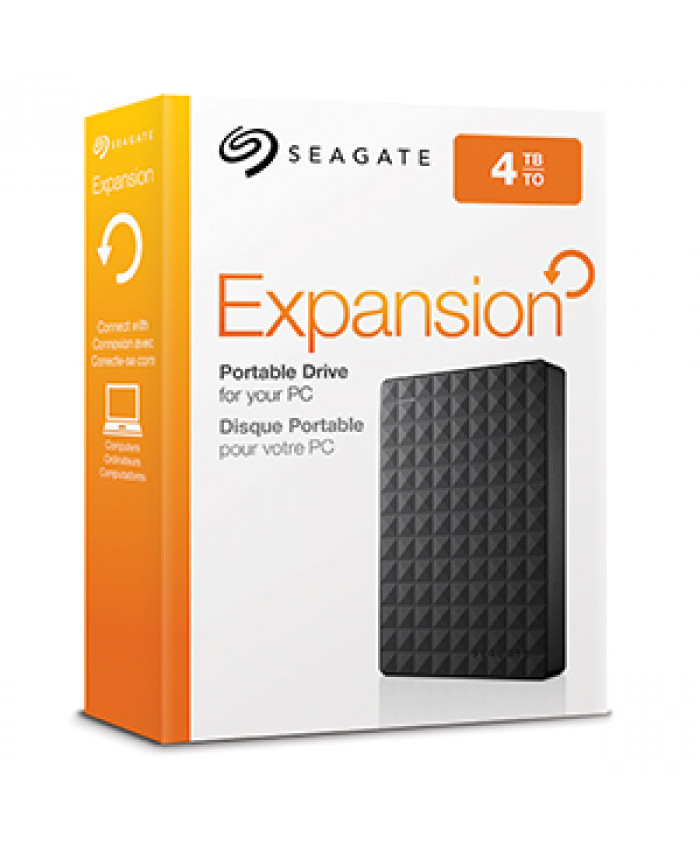 "HD EXTRAIBLE SEAGATE 4TB 2.5"" EXPANSION PORTATIL"